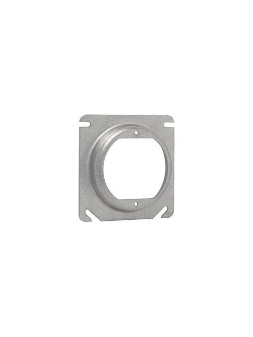CROUSE-H TP477 4SQ TO 3-0 5/8-INRAISED PLASTER RING
