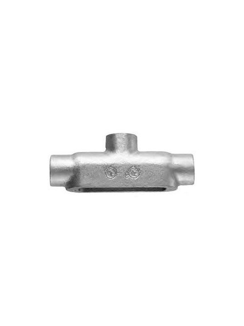 Crouse-Hinds Series TB75M 3/4 Inch Malleable Iron Form5 Type TB Threaded Rigid Conduit Body