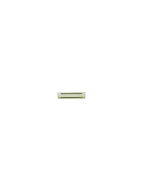 Cadet Mfg Co 03358 8f2500a 2500/1875 W 240/208 Volt Almond Baseboard