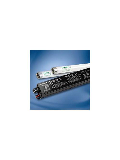 Sylvania 49968 120 to 277 Volt 25 to 32 W 3000 Lumen Instant Start Parallel Circuit T8 Electronic Ballast