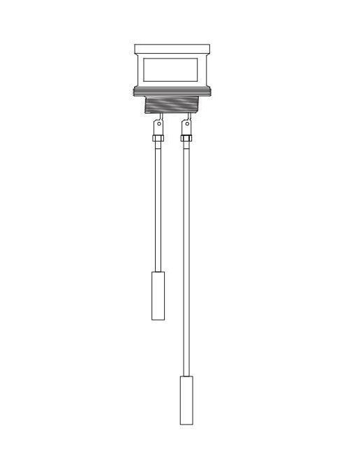A-B 61LJ2-1000M Liquid Level Contro