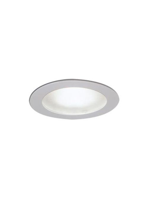 Nora Lighting NL-426W White Frosted Shower Trim