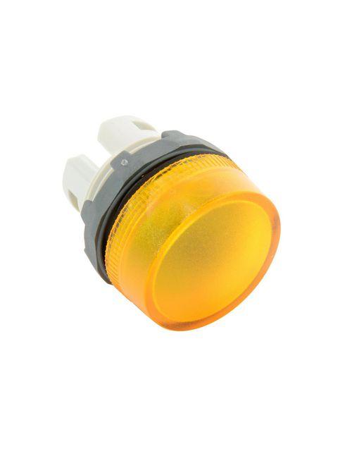 Thomas & Betts ML1-100Y Yellow Lens Pilot Light