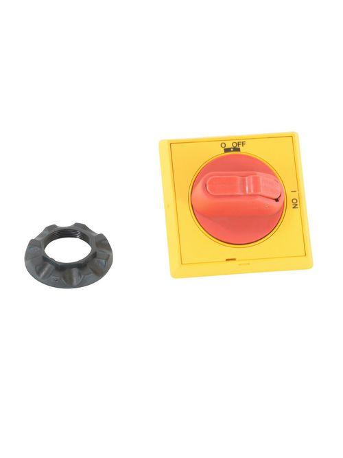 Thomas & Betts OHYS2AJ NEMA 1/3R/12 Disconnect Switch Red Handle