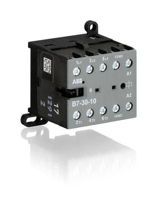 Thomas & Betts B7-30-10-84 110 to 127 Volt Mini Contactor