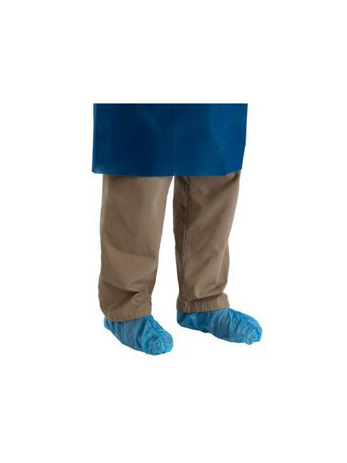3M Electrical Markets 402 Blue One Size Fits All Disposable Protective Overshoe Cover