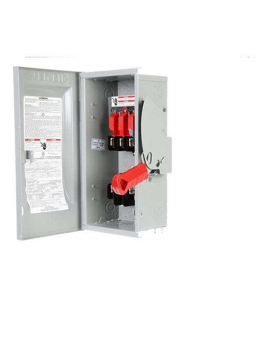 Siemens Ca HFC361 CSA 30A 3P 3W 600
