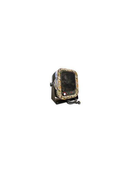 Cadet Mfg Co RCP402SCM 16.7 Amp 240 Volt 4000 W 13650 BTU/HR Portable Camo Heater