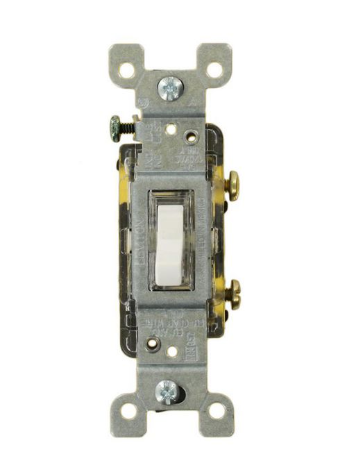 LEV 1461-GLW SW SP LIGHTED TOGGLE