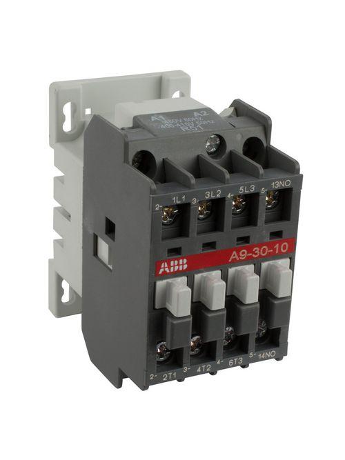 ABB A9-30-10-51 CONTACTOR,3P,480/60