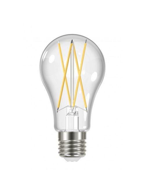 SAT S11514 12W A19 LED; CLEAR;MEDIUM BASE; 3000K; 120V; 4-PACK