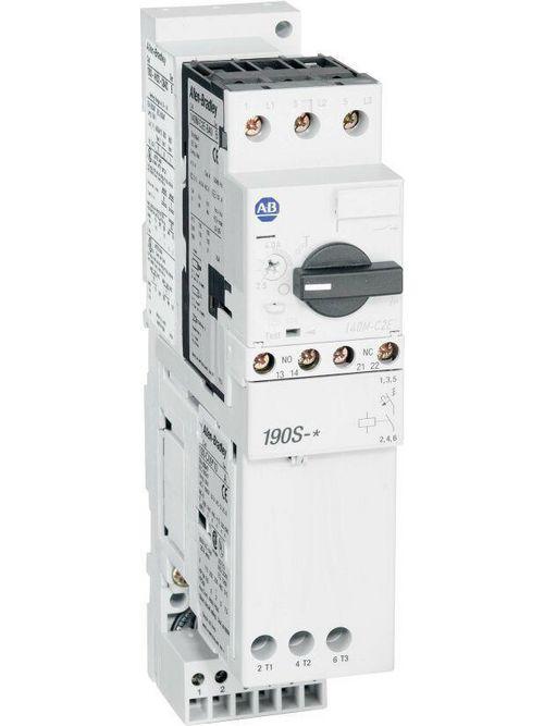 A-B 190S-CNKJ2-CC16C 10-16 A Compact Comb Starter W/Ckt-Bkr