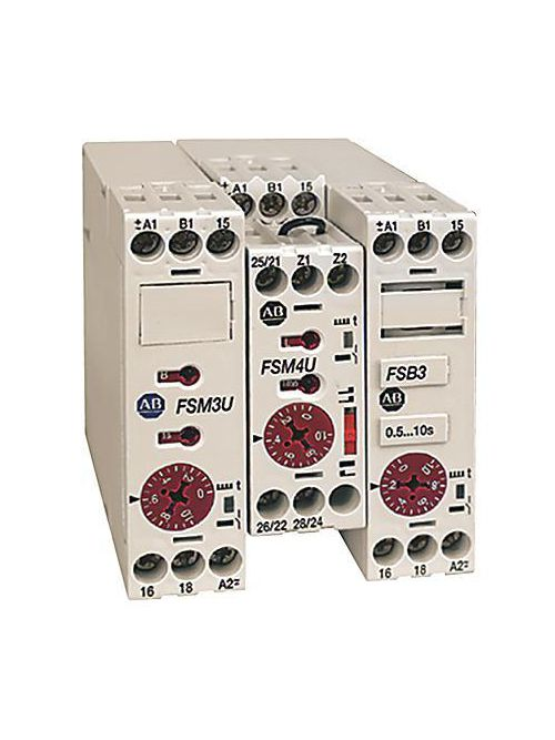 A-B 700-FSA3JZ12 On-Delay High Performance Timing Relay