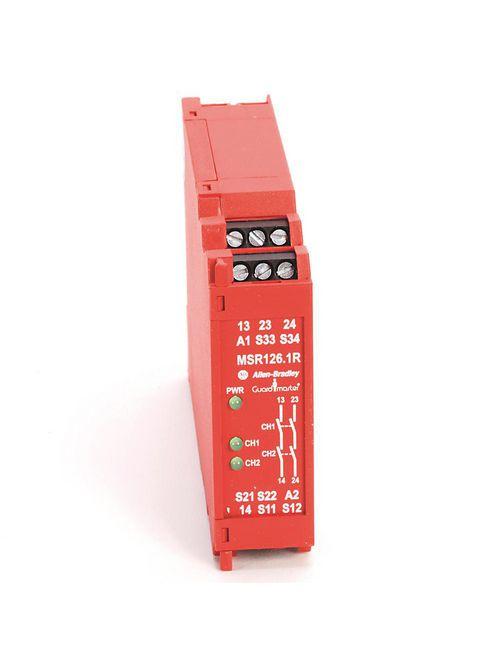 Allen-Bradley 440R-N23116 MSR126T Safety Relay