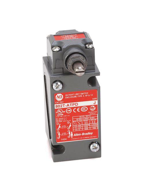 Allen-Bradley 802T-ATPJ1 Plug-In Oiltight Limit Switch