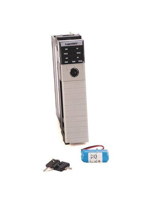 Allen-Bradley 1756-L63 Controllogix 8 mB Memory Controller