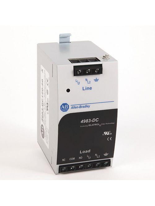 Allen-Bradley 4983-DC120-10 DIN Mount Filter