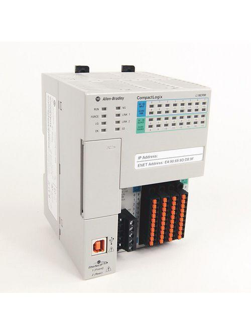 Allen-Bradley 1769-L18ERM-BB1B Compactlogix 0.5 mB Motion Controller