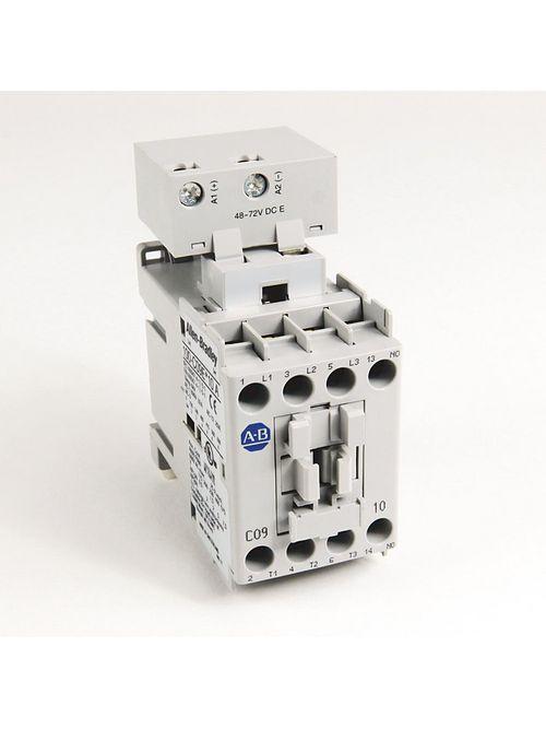 Allen Bradley 100-C09SD10 9 Amp IEC Contactor
