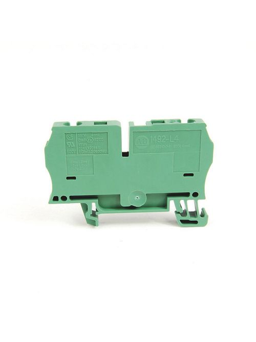 Allen-Bradley 1492-L4 4 mm Feed-Through Terminal Block