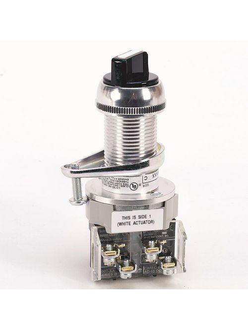 Allen-Bradley 800H-HP2KB6AXXX Type 7&9 Selector Switch