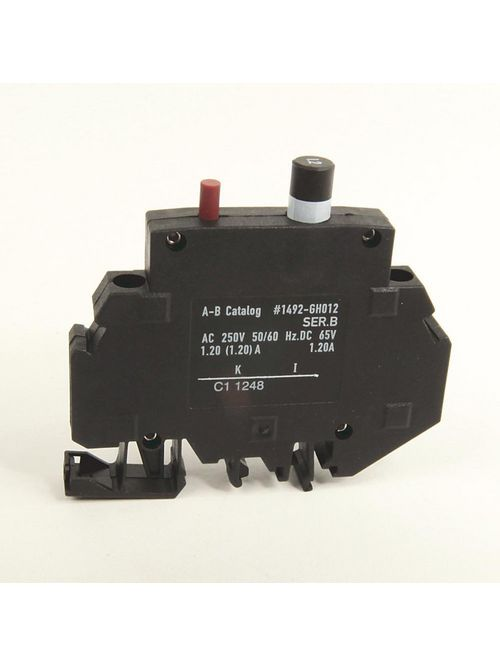 Allen-Bradley 1492-GH010 1.0 Amp High Density Supplementary Protectors
