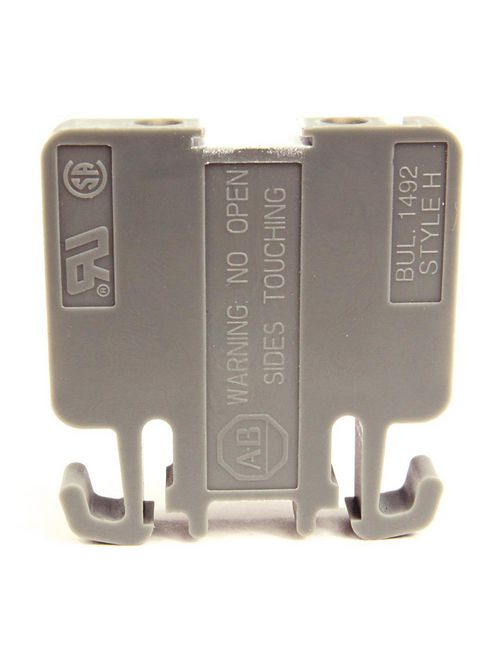 Allen-Bradley 1492-H1 NEMA Finger Safe Terminal Block