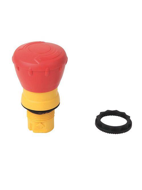 Allen Bradley 800FP-MT44MX01 22 mm Twist to Release E-Stop Push Button