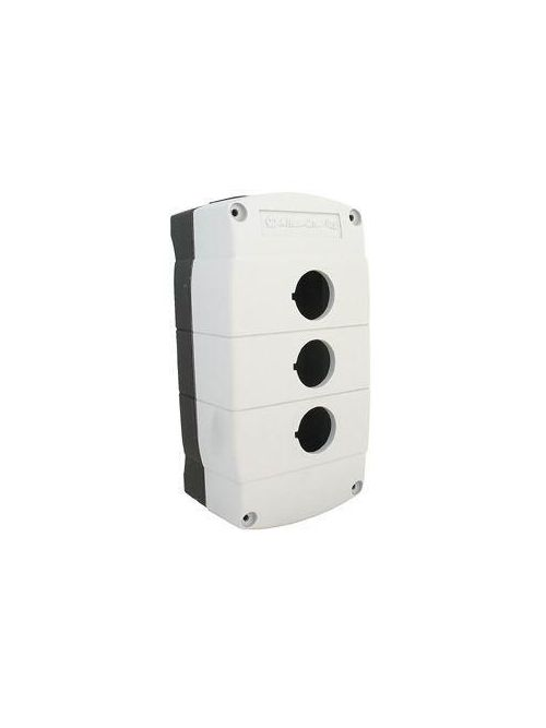 Allen-Bradley 800F-2MM KnockoutType Metric 2-Hole Metal Enclosure with Base Mount Adapter