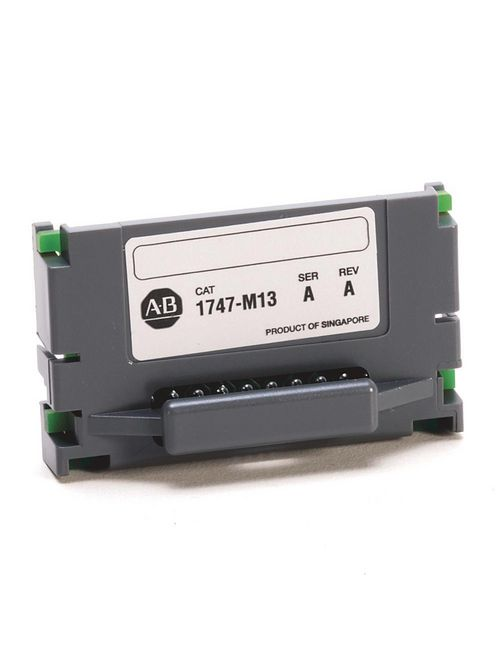 Allen-Bradley 1747-M13 SLC Eeprom Memory Module