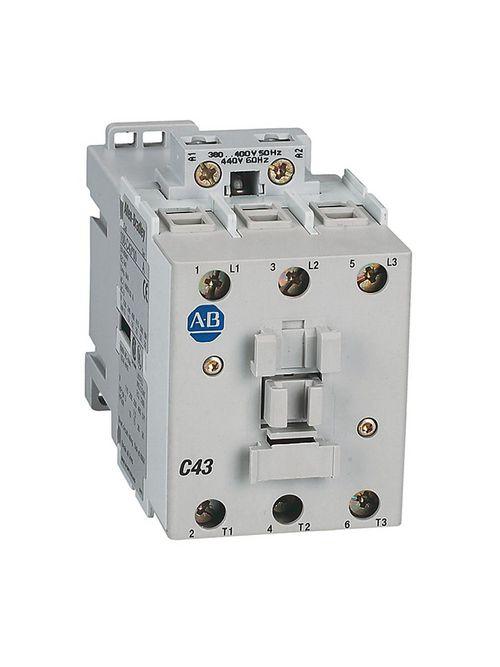 Allen-Bradley 100-C43DJ00 43 Amp IEC Contactor