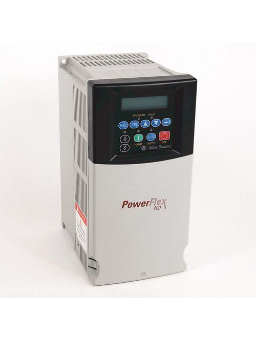 Allen Bradley 22C-D460A103 PowerFlex 400 250 kW 350 Hp AC Drive