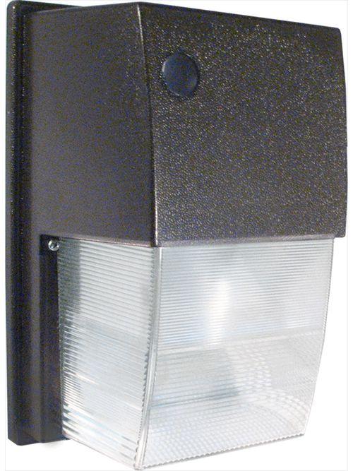 """RAB WPTS70 70 W 120 Volt 5-3/4 x 6-7/8 x 11"""" Bronze HID Wall Pack"""