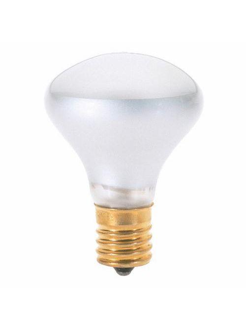 SATCO S3205 25 W 120 Volt 135 Lumen Frosted E17 Intermediate Base R14 Reflector Incandescent Lamp