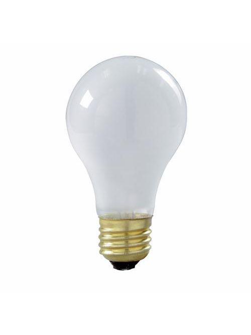 SATCO S3935 100 W 130 Volt 1030 Lumen Frosted E26 Medium Base A21 Commercial Service Incandescent Lamp