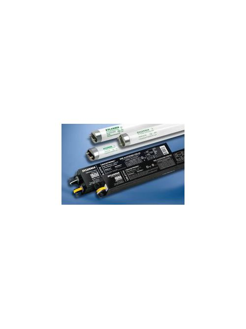 Sylvania 51408 120 to 277 VAC 32 W 3100 Lumen Programmed Rapid Start Parallel Circuit T8 Electronic Ballast