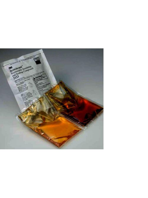 3M 2123D 21.2 oz Re-Enterable Size-D Electrical Insulating Resin