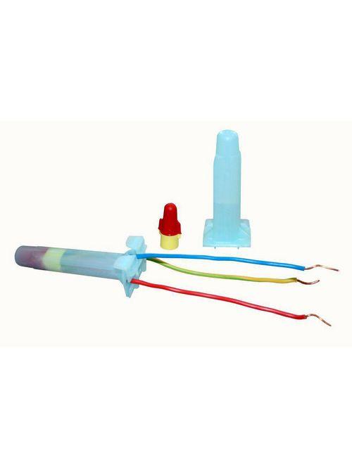 3M DBR/Y-6 KIT 2/Kit 25/Case Red/Yellow Direct Bury Splice Kit