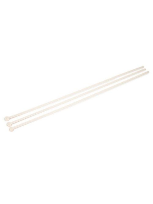 3M CT15NT50-D 500/Bag 15 Inch Natural 50 lb Cable Tie