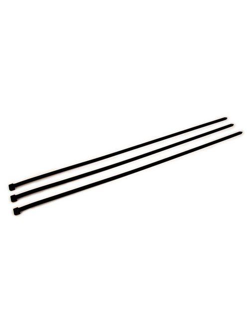 3M CT24BK175-L 50/Bag 24 Inch Black 175 lb Cable Tie