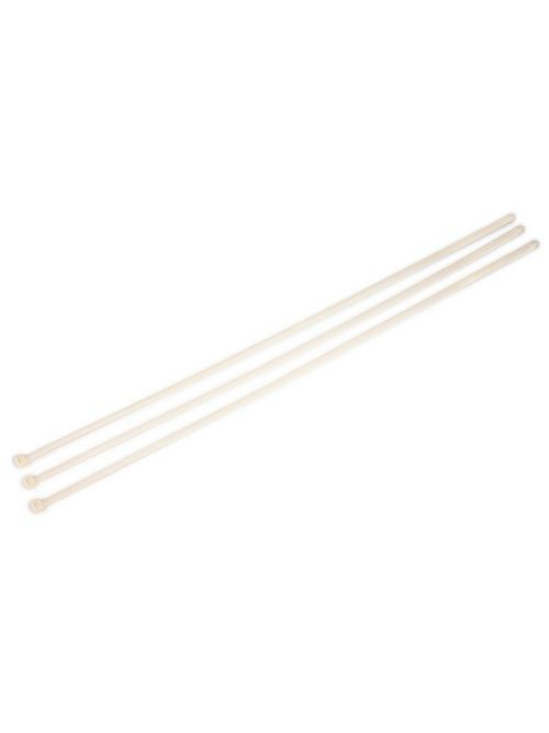 3M CT36NT175-L 50/Bag 36 Inch Natural 175 lb Cable Tie