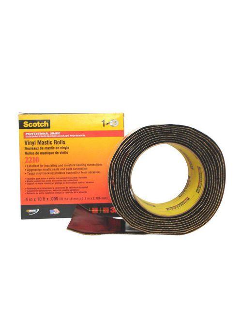 3M 2210-4x10FT Vinyl Mastic Pad