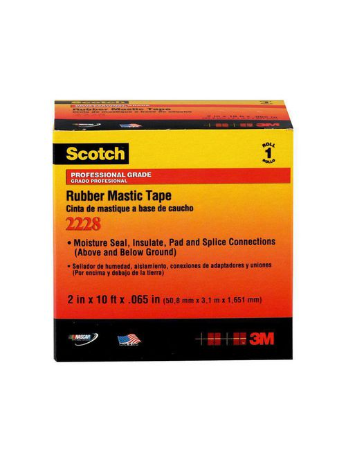 3M 2228-2x3FT Rubber Mastic Tape