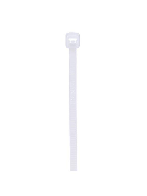 Panduit PLT1M-C 100/Pack 3.9 Inch 99 mm Natural Miniature Nylon 6.6 Cable Tie