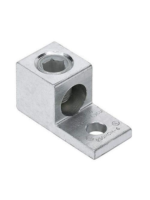 Panduit LAMA2-14-QY 1-Hole 1 Barrel Aluminum Mechanical Lug