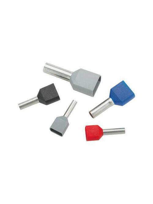 Panduit FTD78-12-D 16 AWG Twin Wire Insulated Ferrule