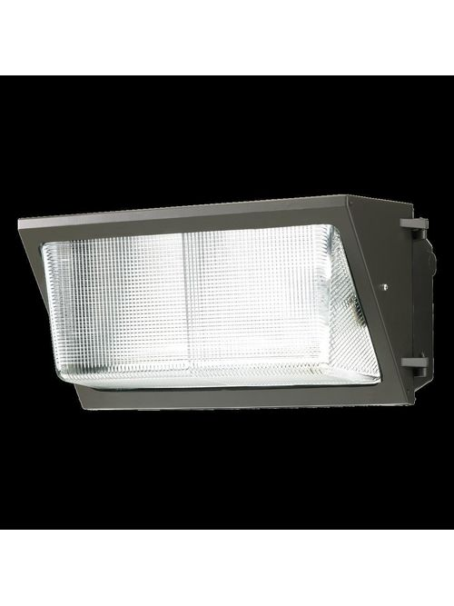 Atlas Lighting WLXD-400PQPK 400 W 9.01 x 18.2 Inch Quad Volt Die-Cast Aluminum Pulse Start Large Deep Back Wall Light with Lamp