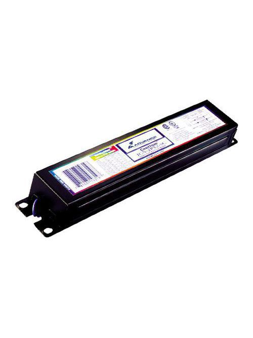 Advance ICN2S8635I 120 to 277 VAC 50/60 Hz 86 W 2-Lamp T8 Electronic Ballast