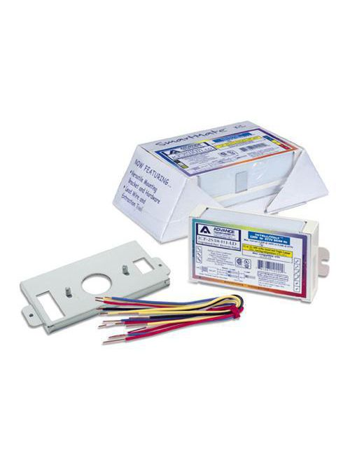 Advance ICF2S42M2LDK 120/230/277 VAC 50/60 Hz 42 W 4-Pin 2-Lamp Electronic Ballast Kit