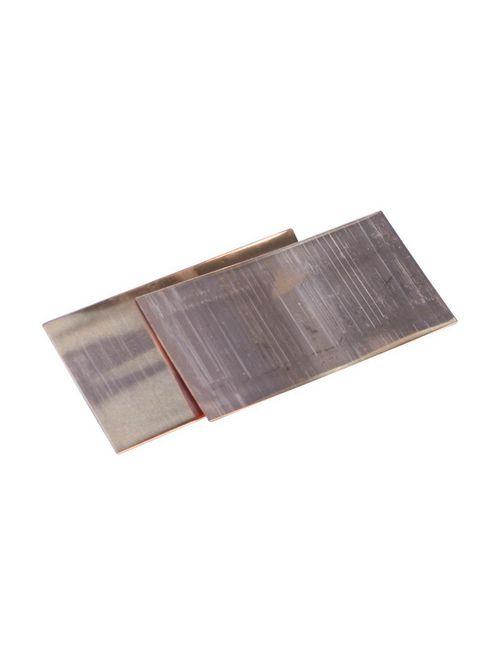 Erico B141A .013 x 3 x 1-1/2 Inch Copper Shim